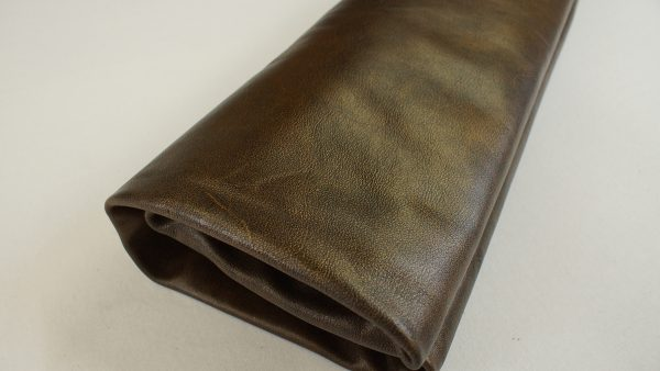 roman green upholstery leather