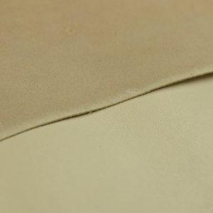 Vanilla coloured lambskin