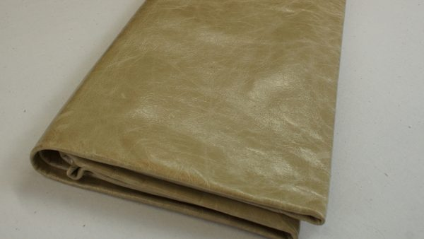 full hide speckled leather