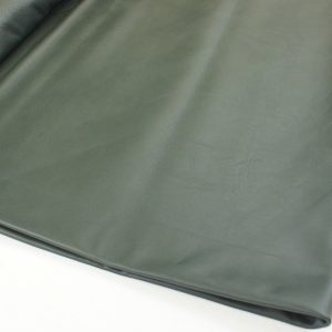 dark forrest green leather