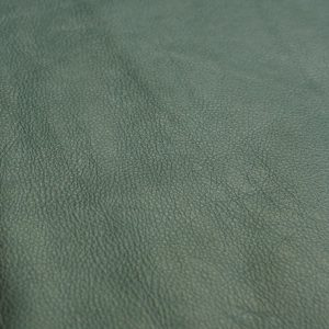 jade green leather