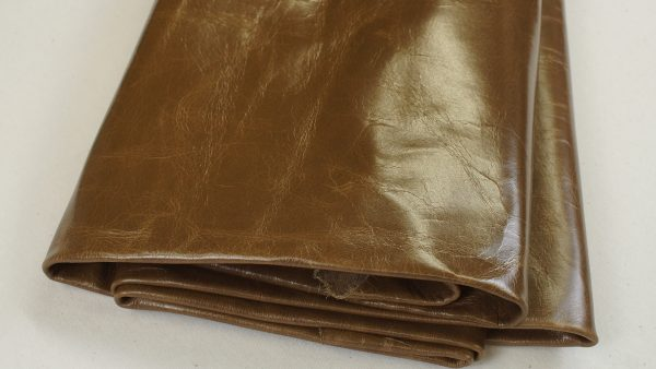 army brown leather hide