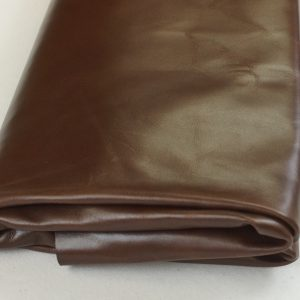 mid brown leather hide