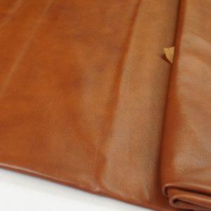 boston brown leather