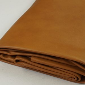 tanned leather hide