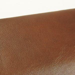 mahogany brown whole hide