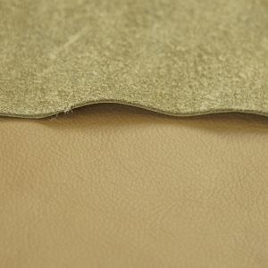 taupe biege leather
