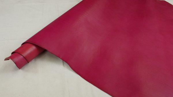 pink belt leather