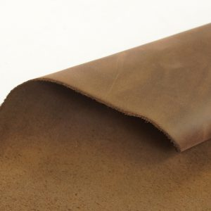 nutmeg brown leather