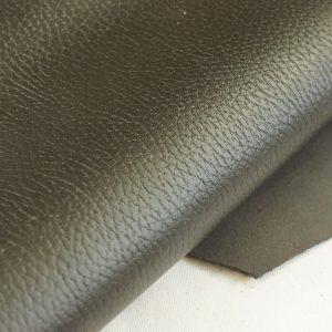 pebble grain split hide leather for sale