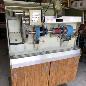 Sutton 1000 leather machine